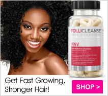 Follicleanse HNV Hair Vitamins for faster growing hair!