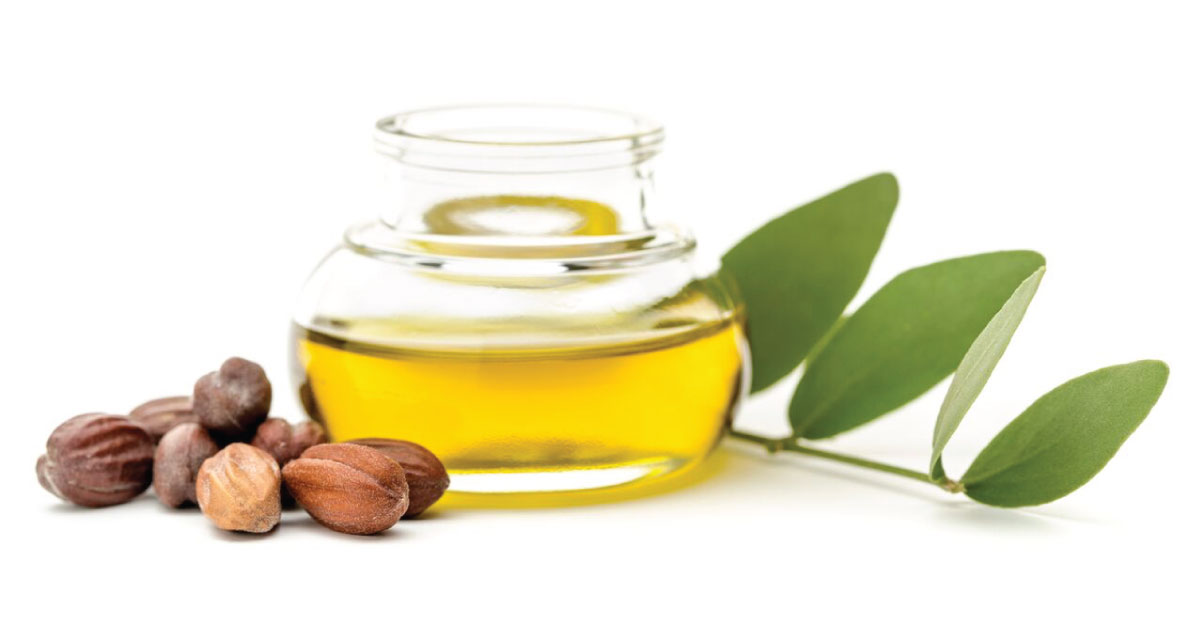 Jojoba oil for scalp psoriasis treatment