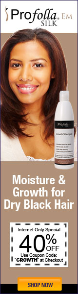 Profolla Silk for Black & African American hair