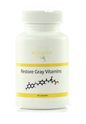 Restore Gray vitamins for gray hair