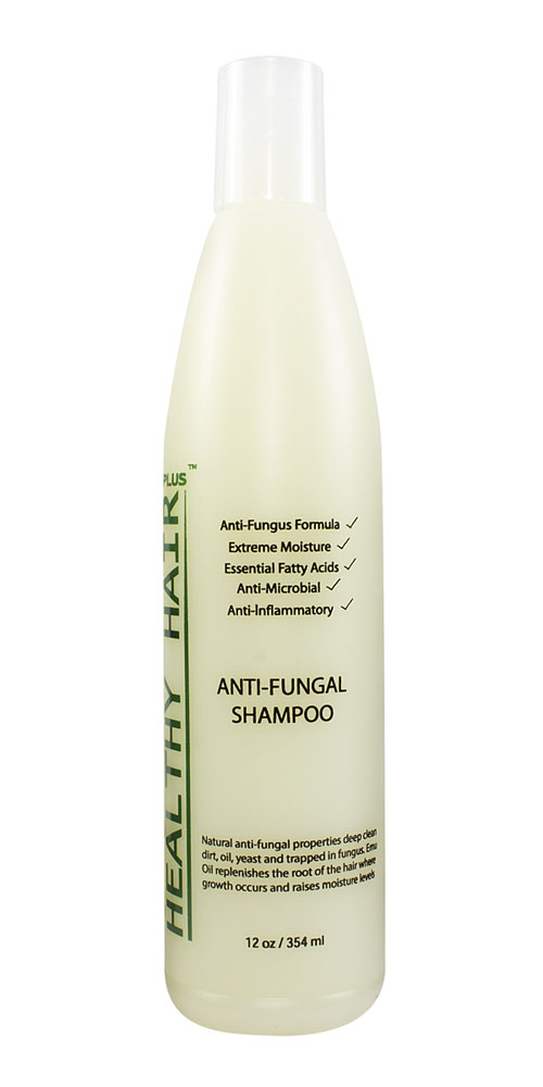 antifungal shampoo for sores on the scalp