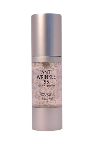 Anti-Wrinkle 55 serum for neck wrinkles