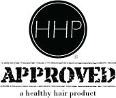 HHP APPROVED Healthy Hair Product