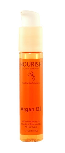 Nourish 100% Argan Oil