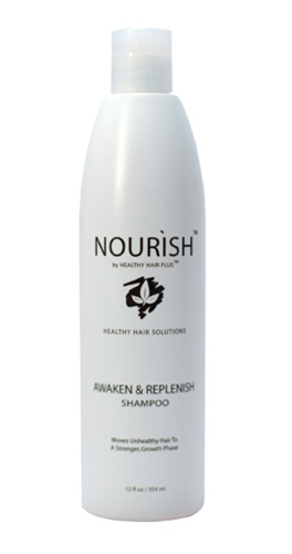 Awaken & Replenish shampoo for hair growth and hair loss