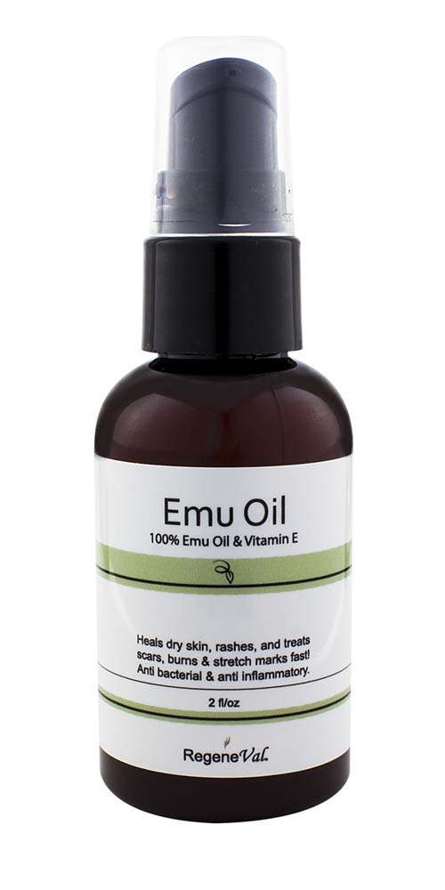 emu oil for scars