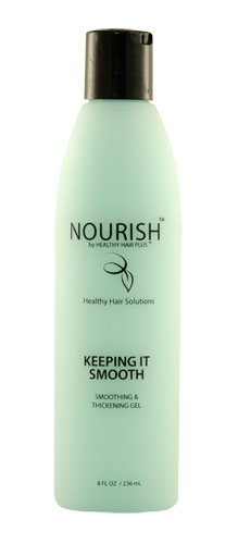 Keeping it Smooth Hair Thickening