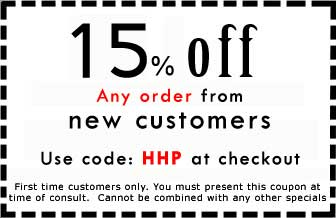 Coupon for HealthyHairPlus for new customers