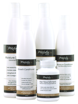 ProFolla Silk Hair Products