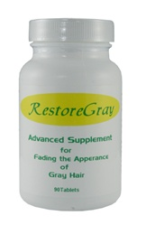 RestoreGray Vitamins for gray hair