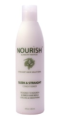 Sleek and Straight Conditioner for Straight Hair