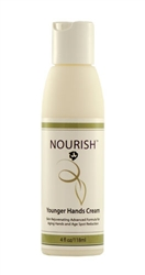 Nourish Younger Hands cream for sunspots and age spots